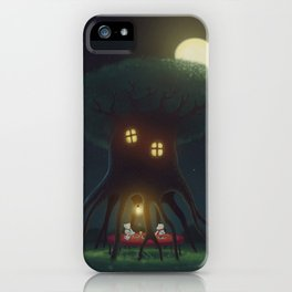 Magic Tree iPhone Case