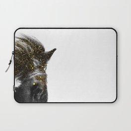 golden horse Laptop Sleeve