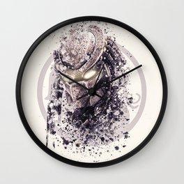 MK X, Predator splatter Wall Clock