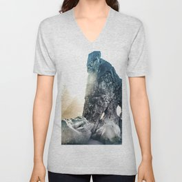 Protector Of Ruby Beach Unisex V-Neck