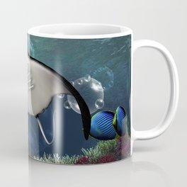 Awesome manta Coffee Mug