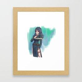 Juvia Lockser Framed Art Print