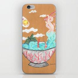 Sea Salt Ramen iPhone Skin