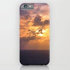 Sunrise at Sea Slim Case iPhone 6s