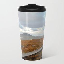 Bleak Path Metal Travel Mug
