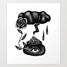 Fortune Art Print