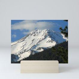 Shasta Mini Art Print