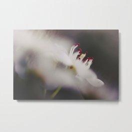 Baby Flower Metal Print