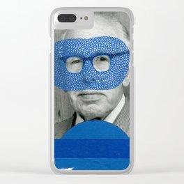 Uno, Nessuno, Centomila Mini Series 006 Clear iPhone Case