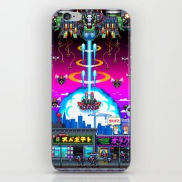 FINAL BOSS - Variant version iPhone Skin