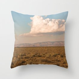 Colors of New Mexico Throw Pillow