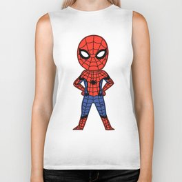 SPIDER-MAN (Civil War) Biker Tank