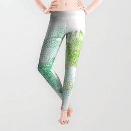 Sea Dancers Leggings