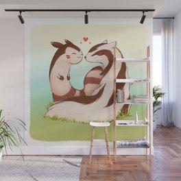 Normal Love Wall Mural