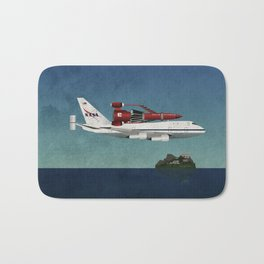 Thunderbird Carrier Bath Mat