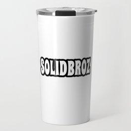 Solidbroz (Logo) Travel Mug