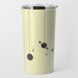 Solar System Strings Travel Mug
