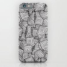 3D Cubes Slim Case iPhone 6s