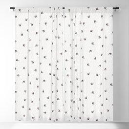 Bubble Gum Baby Elephant Blackout Curtain