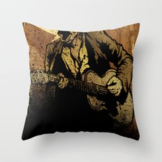 We're Gonna Raise A Ruckus Tonight Throw Pillow