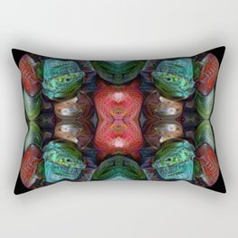 Eyes For Vladimir Rectangular Pillow