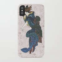 japanese iPhone & iPod Cases featuring japanese by Maria Durgarian