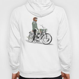The Woman Rider Hoody