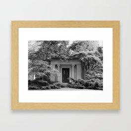 ~ D E A D ~ Framed Art Print