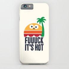 Heated Rhetoric iPhone 6s Slim Case