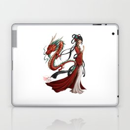Chinese dragon pure Laptop & iPad Skin
