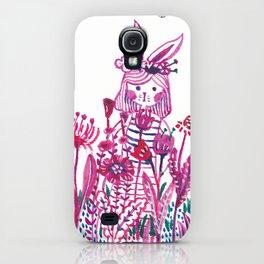 Garden Bunny iPhone Case