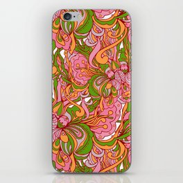 Abstract nature iPhone Skin
