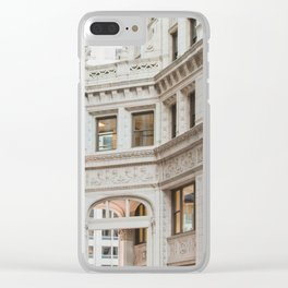 Wrigley Building - Chicago Photography Clear iPhone Case