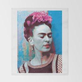 Frida Throw Blanket