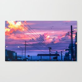 From This Moment Canvas Print