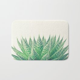 Lace Aloe Bath Mat