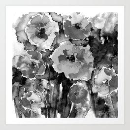 Floral Enchantment No.17D by Kathy Morton Stanion Art Print