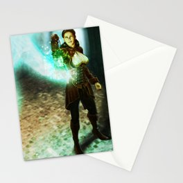 Seeker of souls Stationery Cards