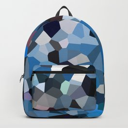 Sapphire Periwinkle Blue Moon Love Backpack