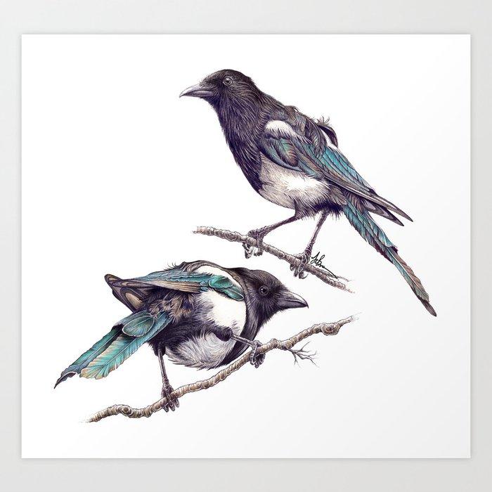 2 For Joy Art Print