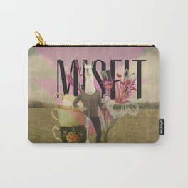 Unshackled, Misfit by Lendi Hader Carry-All Pouch
