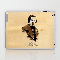 Frederic Chopin - Polish Composer, Pianist Laptop & iPad Skin