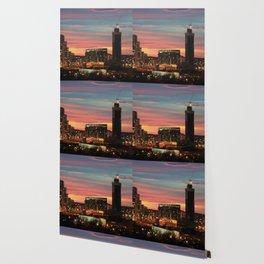 Sunset, Yekaterinburg Wallpaper