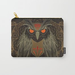 If you seek for diamonds and shiny stuff just look into owls eyes  Carry-All Pouch
