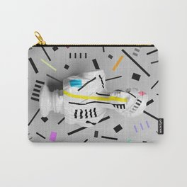 The Geometry of the Viewer (Confetti Edition) Carry-All Pouch