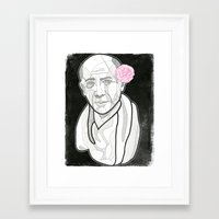 picasso Framed Art Prints featuring Picasso by DonCarlos