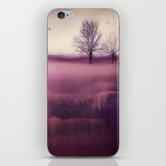 Winter Plum iPhone & iPod Skin