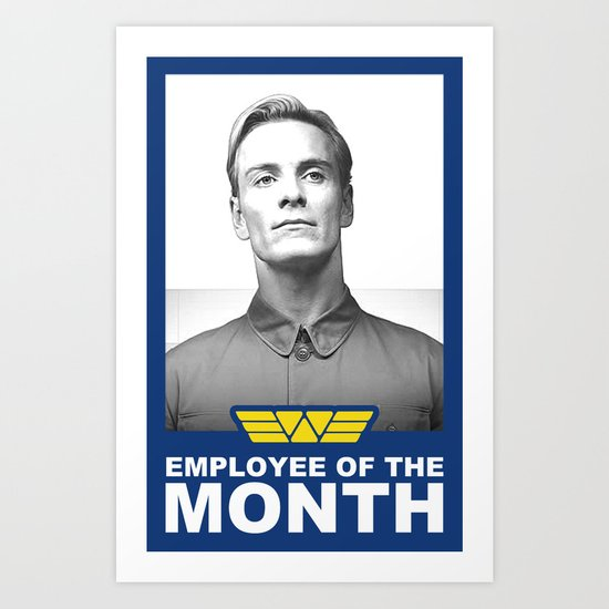 Employee Of The Month Frame 18235 | MOVIEWEB