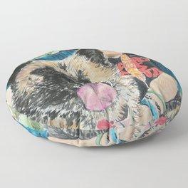 Goodbye Gypsy Floor Pillow