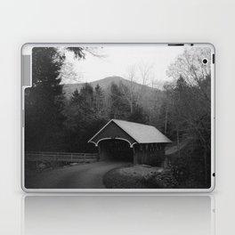 New England Classic Covered Bridge Laptop & iPad Skin